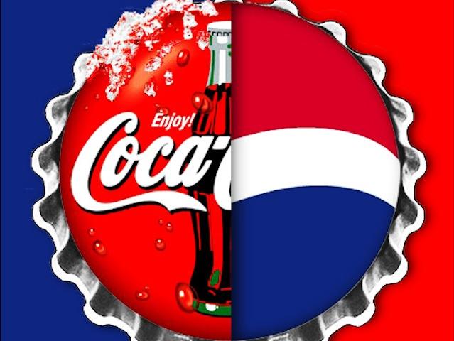 Coke Pepsi experiment