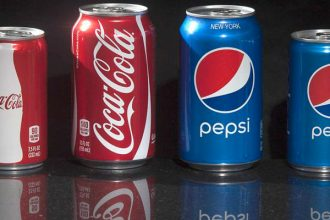 experimento diferenciar Coca Cola y Pepsi