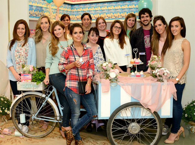 Evento bloggers Belbake