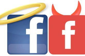 Facebook Ads angel y demonio