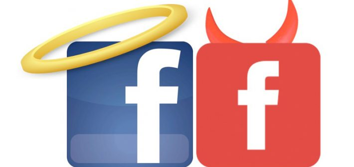 Facebook Ads angel y demonio