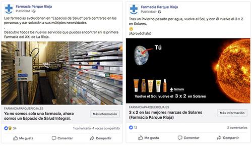 Campañas Facebook Ads