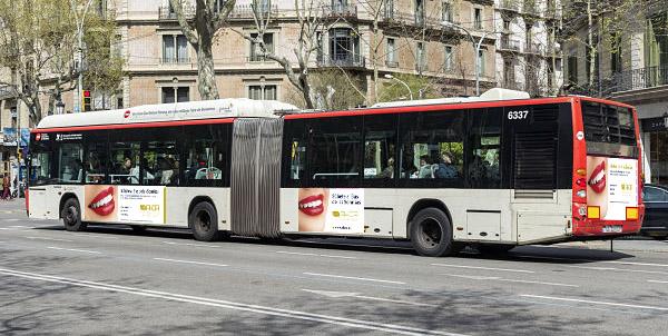 Campaña Captación Cercanía en Autobuses Ahoa