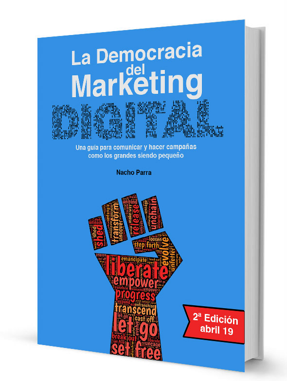 Libro la democracia del Marketing Digital